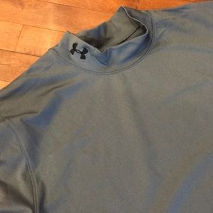 Under Armour Cold Gear - Fitted Mock